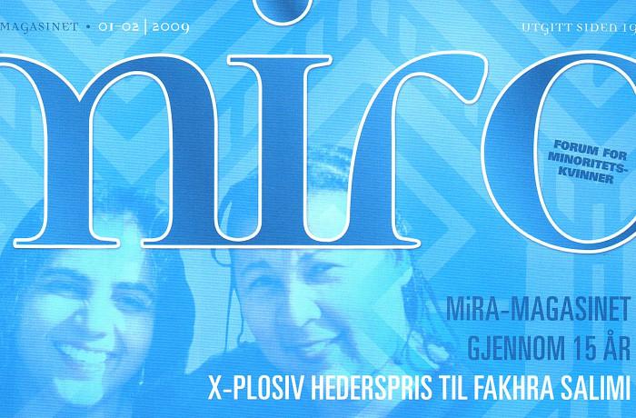MiRA-magasinet: nr. 1-2/2009